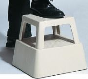 Roll Around Step Stool